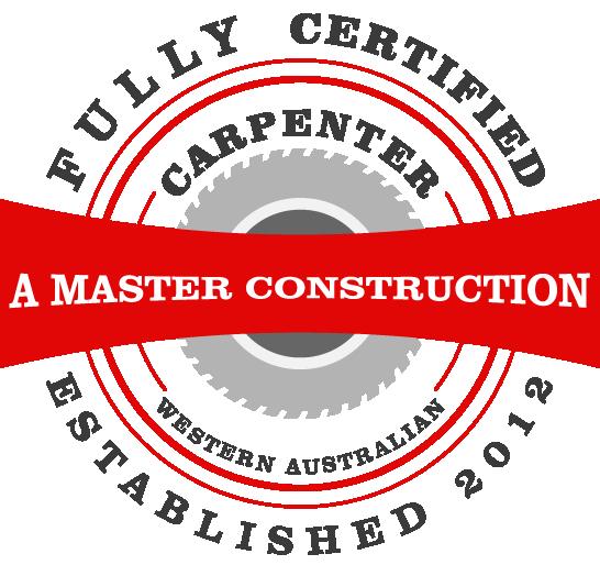 Fully Certified Carpenter