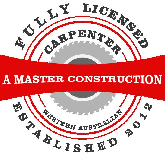 Fully Licensed Carpenter