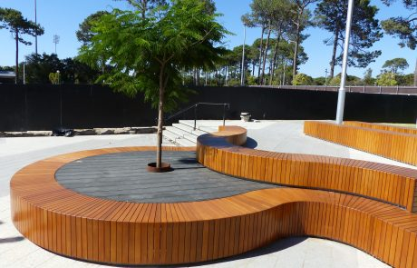 Blackbutt Seating